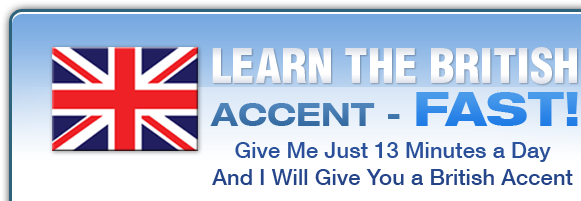 Learn uk accent video