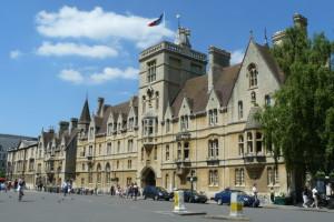 Balliol College Oxford, home of the British accent?